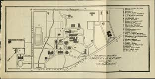 University Of Kentucky Campus Map University Of Kentucky Campus Ann Rice O U0027hanlon U0026 The Memorial