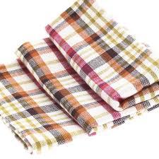 cheery madras plaid cloth dish towel kitchen towels kitchen and