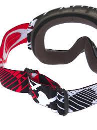 oakley motocross goggles oakley skull rushmore red clear o2 mx goggle oakley