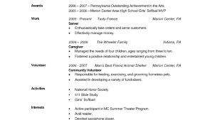 Family Caregiver Resume Caregiver Resume Objective By Misty Waters Writing Resume Sample
