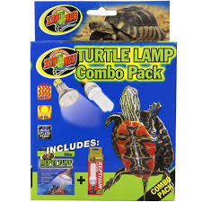turtle lamp combo pack zoo med