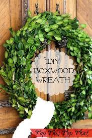 boxwood wreath boxwood wreath