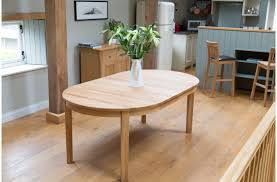 Oak Extending Dining Table And 4 Chairs Dining Room Extraordinary White Round Extending Dining Table