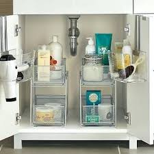 kitchen sink storage ideas cabinet bathroom storage awesome and beautiful sink