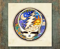 grateful dead clip art 26