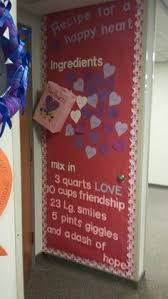 Valentine S Day Classroom Decorations Ideas by The Door I Made For My Class For Valentines Day Valentines Day