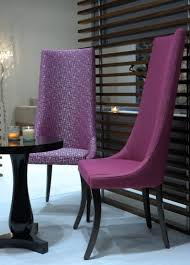 high back upholstered dining chair island kitchen