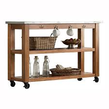 liberty furniture 119 sr5666 keaton server kitchen island cart