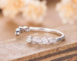 open wedding band open wedding band etsy