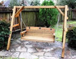 wooden porch swing cushions u2014 jburgh homes best wooden porch