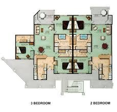 2 bedroom condo floor plans golf condos for sale thousandhills
