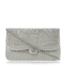 wedding shoes quiz quiz silver diamante and clutch bag at debenhams