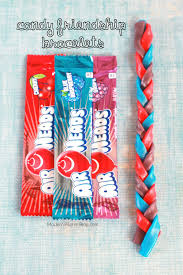 edible candy jewelry candy friendship bracelet tutorial a kids craft tutorial with