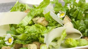 caesar salad without anchovies love my salad