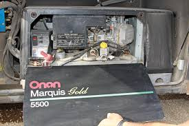 a quick guide to generator care and maintenance motorhome magazine