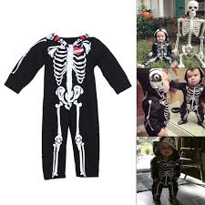 Skeleton Halloween Costume Child by Compare Prices On Halloween Baby Costumes Online Shopping Buy Low