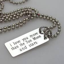 personalized mens necklaces mens necklace minimalist pendant for men