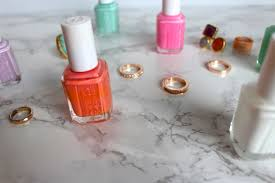 spring nail picks ft essie nail polish kate maree