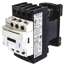 lc1dt25b7 tesys d lc1d 4 pole contactor 4no 25 a 24 v ac coil
