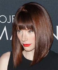 lob hairstyles with bangs 15 concave bob haircuts bob hairstyles 2017 short hairstyles