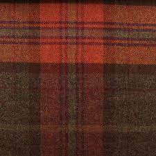 British Upholstery Fabric 100 British Shetland Wool Fabric Marchrie Window Pane Ebay