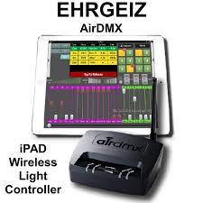 dmx light control software for ipad ehrgeiz airdmx artnet dmx interface for ipad includes software 20
