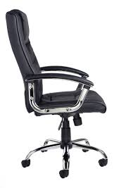 Black Leather Office Chair Black Leather Office Chair
