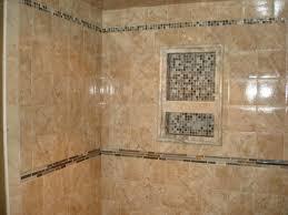 Tiled Bathroom Showers Bathroom Flooring Ceramic Tiled Walk In Shower Designs Tile