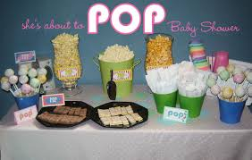 baby shower idea she u0027s about to pop