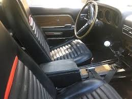 Blacked Out Mustang For Sale 1969 Ford Mustang Blacked Out Hood Reflective Striping Used