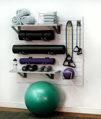 10 small space home gym hacks for your tiny apartment diy rack
