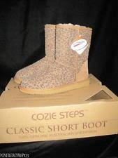 s yeti boots suede print mukluks yeti boots for ebay