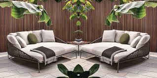 outdoor patio sofa bed contemporary design 2018 2019 sofakoe