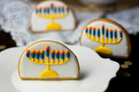 hanukkah cookies a decorated hanukkah cookies tutorial