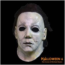 Michael Myers Mask Michael Myers Mask Halloween H6 The Curse Of Michael Myers