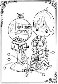 coloring download bubble gum machine coloring page empty bubble