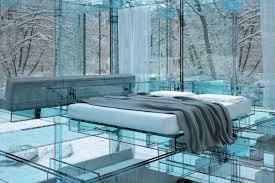 modern glass house ultra minimal glass house modern design by moderndesign org