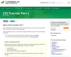 css tutorial pdf for dummies 40 css reference websites and resources