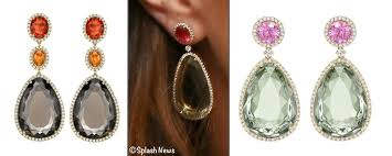 gala earrings kate npg gala portrait gallery gala earrings 2 pair and one