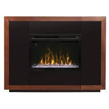 dimplex salazar 50 inch electric fireplace mantel acrylic ice