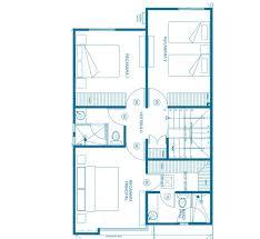 Foresta Floor Plan by Dream Lagoons Foresta