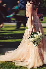 budget wedding dresses uk cheap wedding dresses 100 at mialondon uk