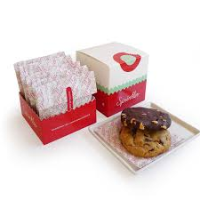 tear away cookie boxes cookie box packaging