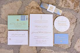 wedding invitations gold coast bel air bay club wedding nico and lala