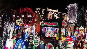 richmond tacky light tour private house x mas decoration from tacky lights tour 1 youtube