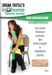 Armchair Exercises For The Elderly Dvd Limited Mobility Exercises Recovery Chair And Seated Fitness