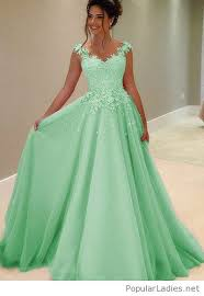 light green dress with sleeves light green long dress with lace