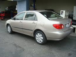 price of toyota corolla 2003 2003 toyota corolla ce gold t tak auto service
