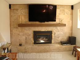 Wood Mantel Shelf Pictures by Fireplace Mantels Rugged Design Ideas With Fake Wood