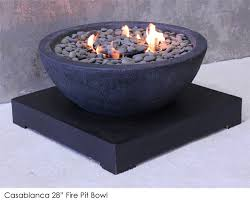 Firepit Bowl Casablanca Pit Bowl Town Country Event Rentals